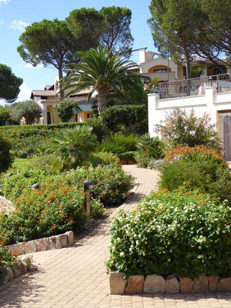 На Сардинии растут не только пальмы