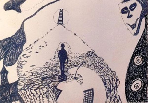 Графические работы Ефима Гаммера
