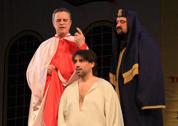 Иешуа Га-Ноцри, Понтий Пилат и Крысобой