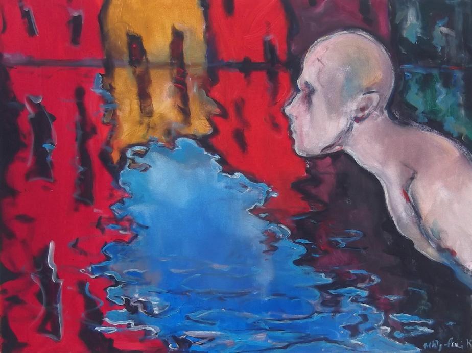 Михаил Юдовский. Тело воды