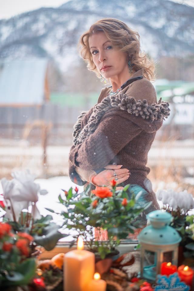 Светлана Казина