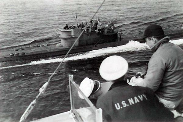 U–234 на буксире